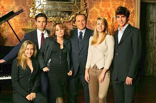 Famiglia Mediaset